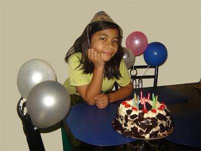 birthday celebrant