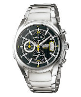 Casio Edifice Chronograph : ef-512d