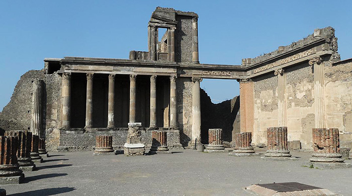 Basilica at Pompeii to reopen for tourists