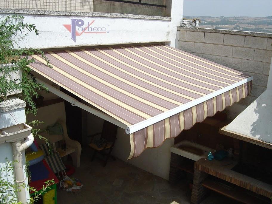 Toldos para patios exteriores gallery of prgola para - Toldos para patios exteriores ...
