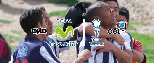 Melgar vs. Alianza Lima en Vivo - Copa Movistar