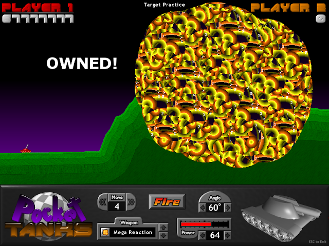 play pocket tanks deluxe game free online