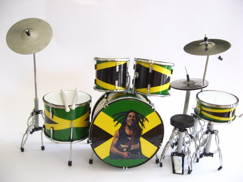free drum set music: