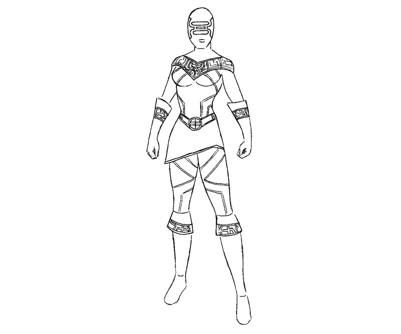 coloring pages of power rangers - Top 20 Free Printable Power Rangers Coloring Pages