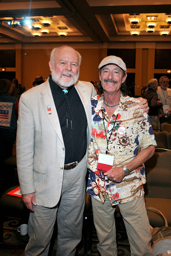 Dave Foreman, EcoWarrior, and Robert Glenn Ketchum, Conservation Photographer