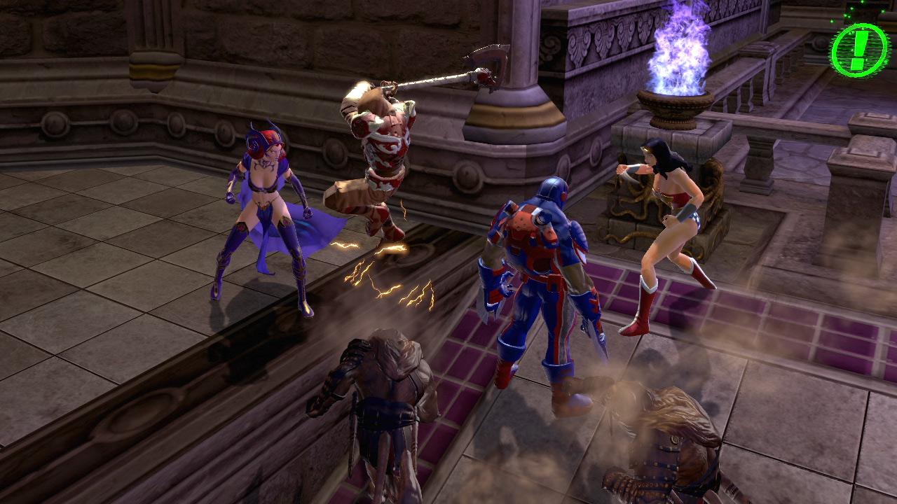 Khám phá DC Universe Online: Circe - Ảnh 3