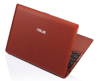 ASUS Eee PC X101 Red