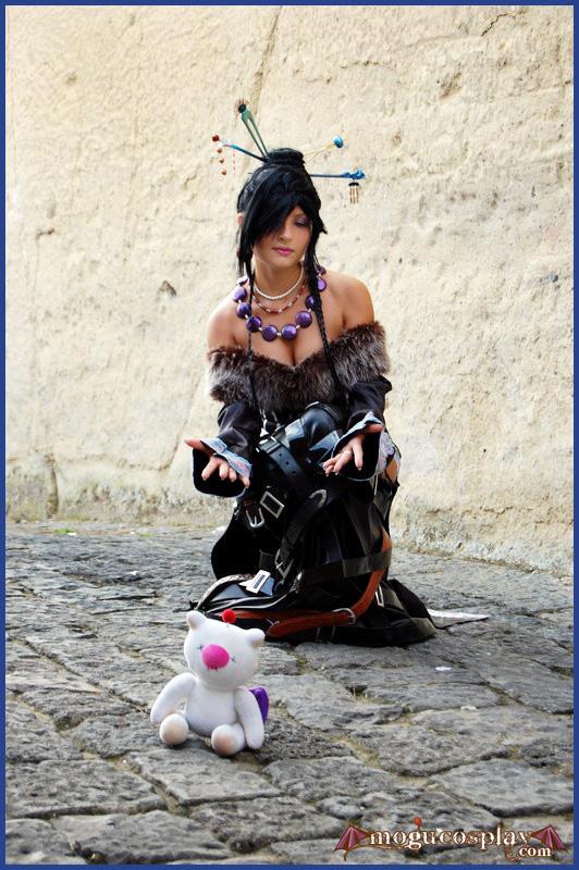 """Người thi triển """"pháp thuật đen"""" trong Final Fantasy X"""