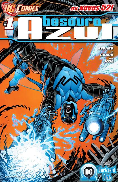 Besouro Azul (Os Novos 52)