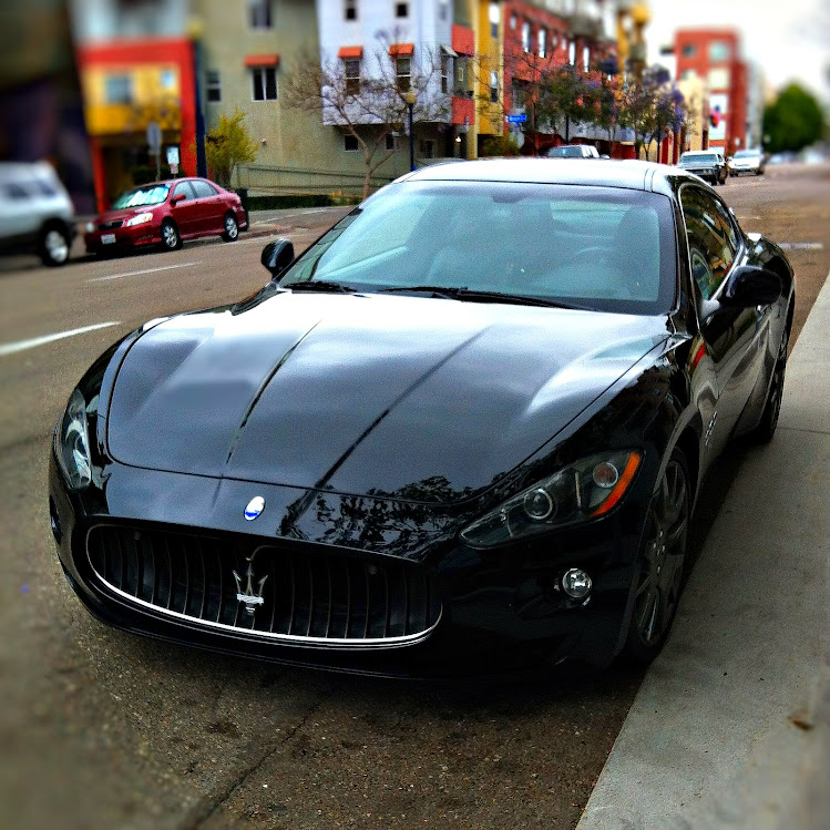 Cobb On The Road: The Rich Guy's Maserati GranTurismo by Pininfarina