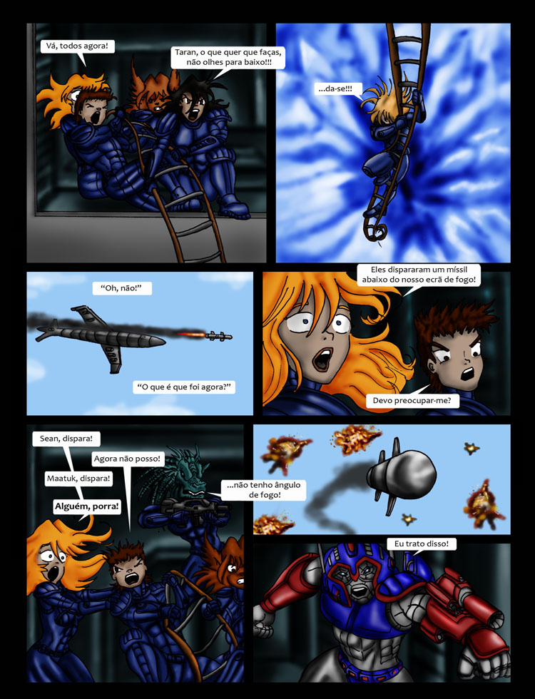 Protector da Fé - Pagina 39