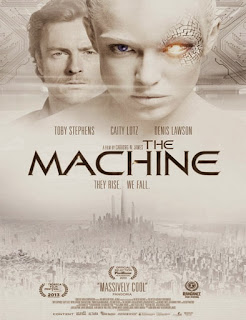 Ver The Machine Online (2014)