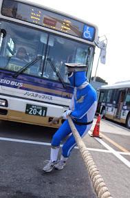 なるほど京王バス中野営業所(2014年)