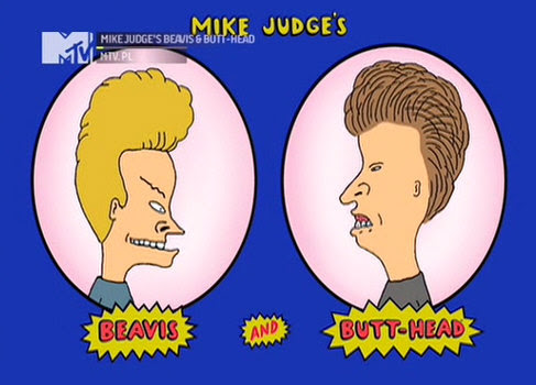Mike Judges Beavis & Butt-head (2011) PL.TVRip.XviD / Lektor PL