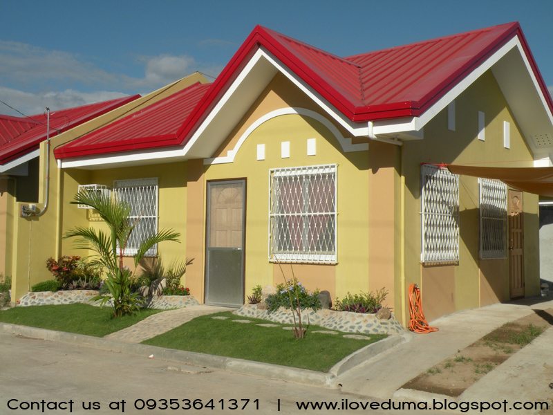 Dumaguete house and lot for sale : Del Rio