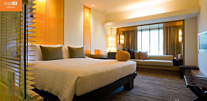 清邁都喜酒店 DUSIT D2 Chiang Mai