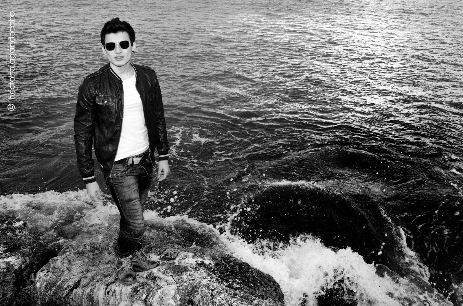 Fotografía Modelos Mallorca. Julio: Desafiando el Invierno. Héctor Falagán De Cabo | hfilms & photography. Mallorca, Islas Baleares, España.
