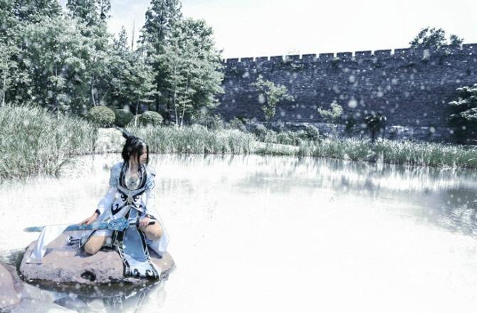 Ngắm vẻ đẹp quyến rũ của nữ đệ tử Thuần Dương Quan - Ảnh 3