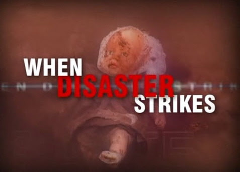 W obliczu katastrofy / When Disaster Strikes (2006) PL.TVRip.XviD / Lektor PL