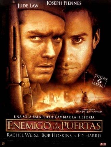 Kẻ Thù Trước Cổng - Enemy At The Gates (2001)