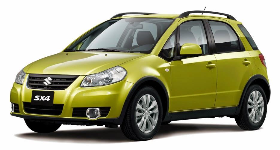 Suzuki SX4 - Spesifikasi Lengkap dan Harga
