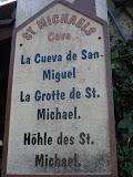 St. Michael's Cave - Gibraltar, UK