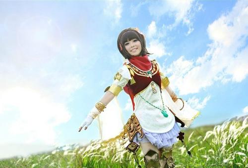 Nữ hiệp Minh Giáo hòa mình cùng nắng gió - Ảnh 6