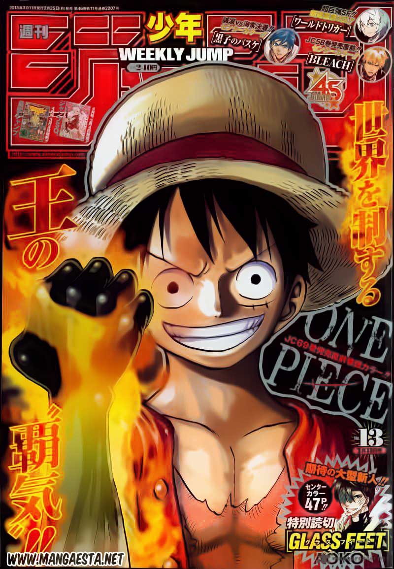 Komik One Piece 699 Indonesia page 1 Mangacan.blogspot.com