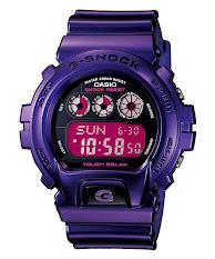 Jam Tangan Pria Magnetic Resistant Casio G-Shock : GA-110RD-4A