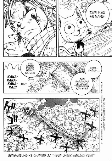 Manga Komik Fairy Tail 19 page 19