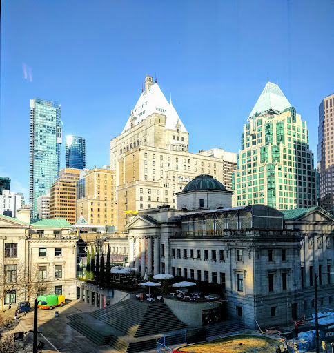 Vancouver Art Gallery, 750 Hornby St, Vancouver, BC V6Z 2H7, Canada, Art Gallery, state British Columbia