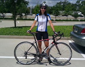 Me with my brand new Cervelo R3 Rival!