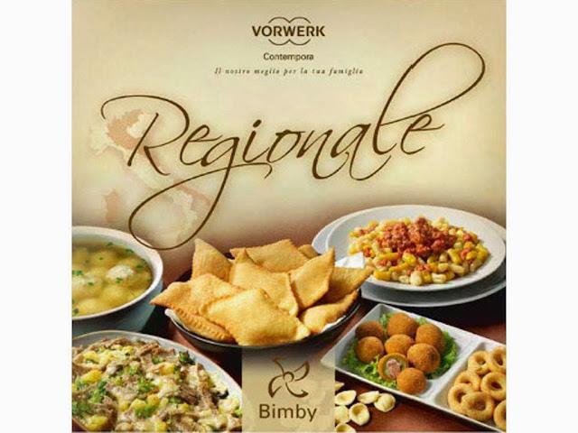 Ricettario regionale vol c bimby folletto offerta vendita online - Acquisto folletto on line ...