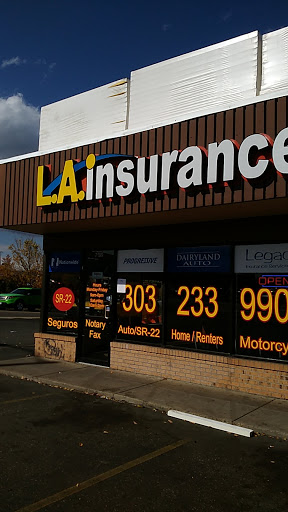 Insurance Agency «L A Insurance», reviews and photos
