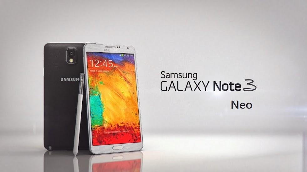 Samsung Galaxy Note 3 Neo - Spesifikasi Lengkap dan Harga