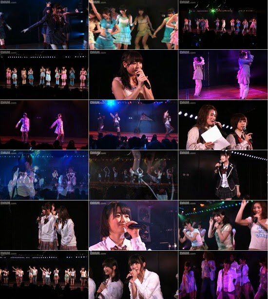 "(LIVE)(公演) AKB48 チームB ""パジャマドライブ"" 公演 141101 & 141109"