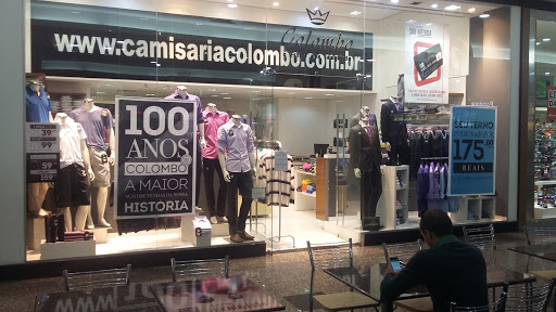 Camisaria Colombo, Av. Tolêdo, 432 - Centro, Cascavel - PR, 85810-230, Brasil, Loja_de_Vestuário_Masculino, estado Paraná