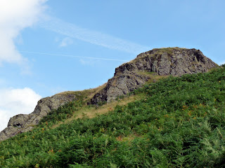 Looking up to High Rigg
