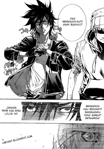 Air Gear 317 online manga page 12