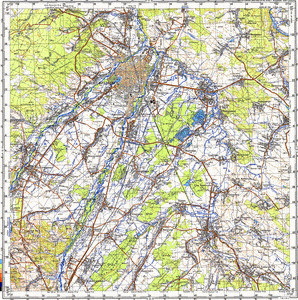 Map 100k--m35-110--(1990)