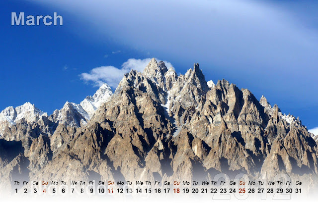 Pakistan Photos - Calendar 2012 Seen On www.coolpicturegallery.us