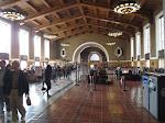 Inside Union Station