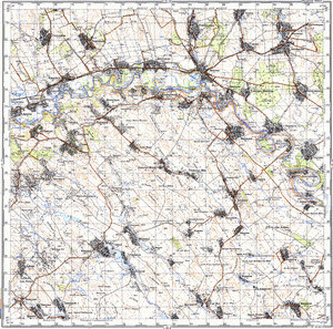 Map 100k--m35-138--(1980)