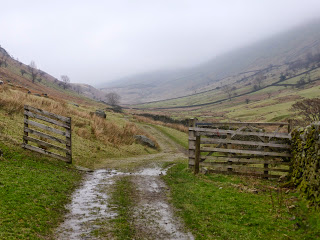 Returning back through the Troutbeck valley