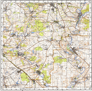 Map 100k--l37-006--(1989)