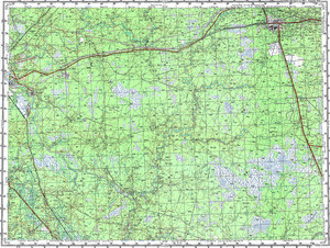 Map 100k--p40-013_014--(1987)