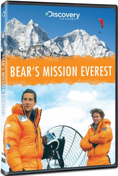 Bear Grylls na dachu ¶wiata / Bear's Mission Everest (2007) PL.TVRip.XviD / Lektor PL