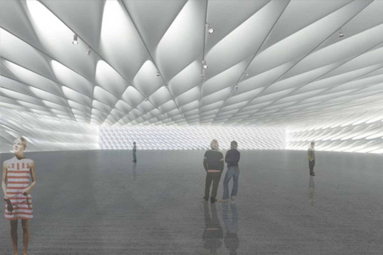The Broad by Diller Scofidio Renfro