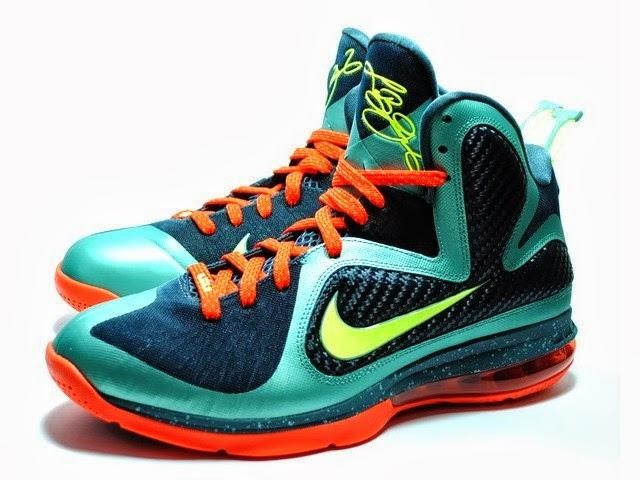 "Nike LeBron 9 - ""Cannon"" / ""Pre-Heat"""