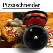 Pizzaschneider Pizza schneider Pizza schneiden Edelstahl und Kunststoff.  Westmark Famos .Flammkuchen schneiden.